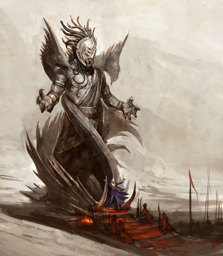 abaddon guild wars wallpaper - photo #3