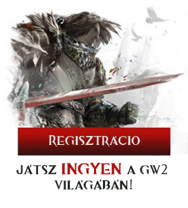 Játszd Ingyen a Guild Wars 2-t!